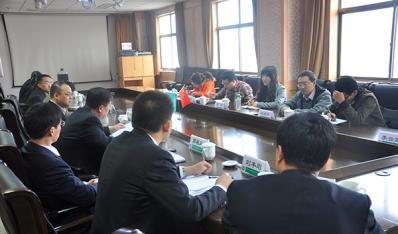 保监会检查组到中国人寿潍坊分公司开展居民大病保险业务